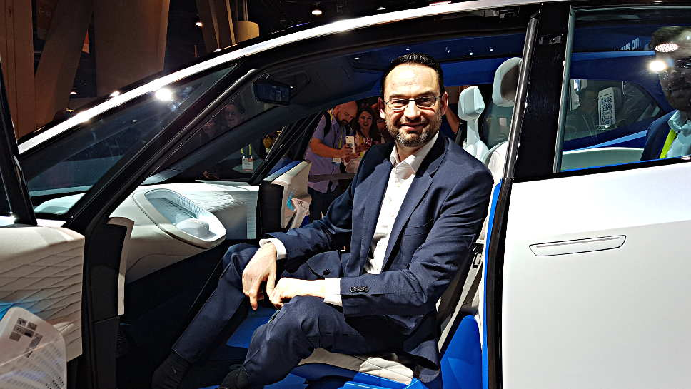 Christian Senger ist bei VW für die Elektromobilität verantwortlich.