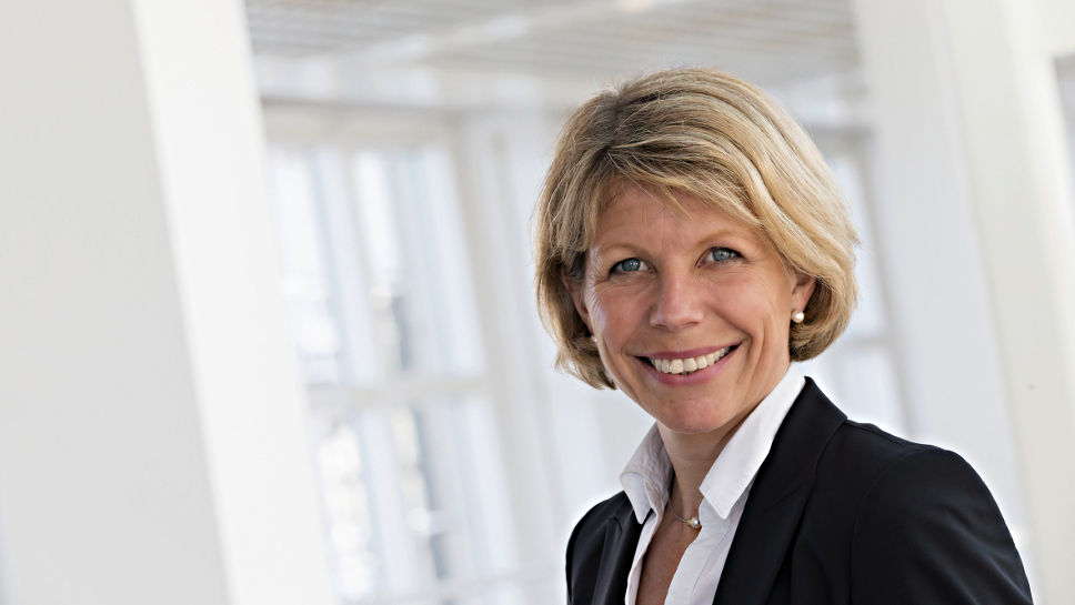 Anke Kleinschmit verantwortet bei Daimler die Konzernforschung.