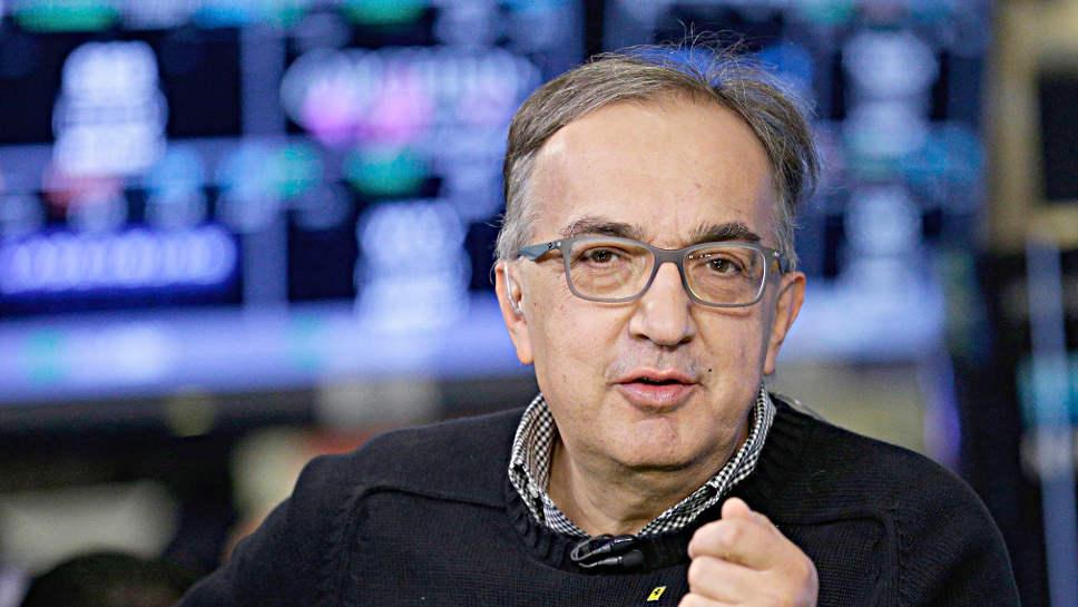 FCA-Chef Marchionne weist Vorwürfe der Abgasmanipulation zurück.