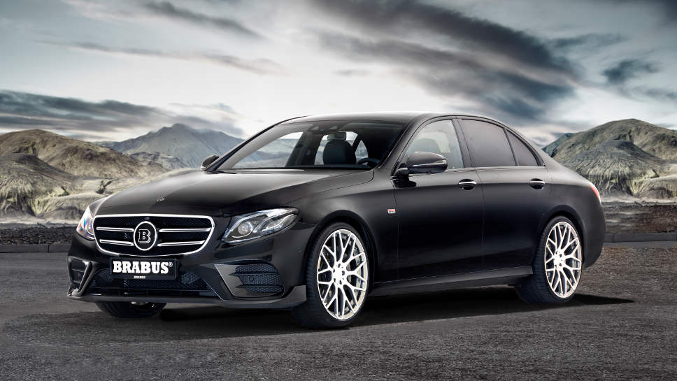 Die E-Klasse von Mercedes bekommt mehr Leistung