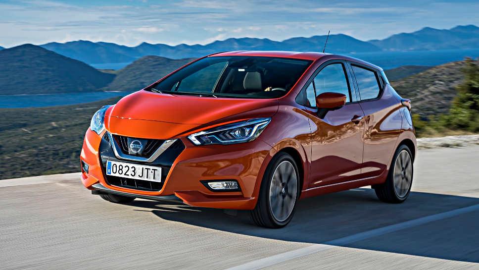 Der neue Nissan Micra kommt im März auf den Markt.