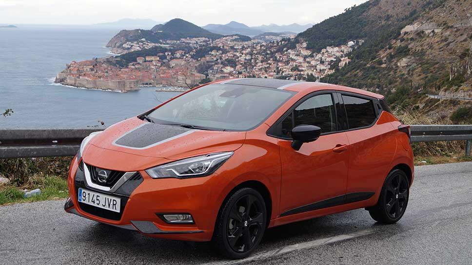 Der Nissan Micra erhält eine neue Basismotorisierung
