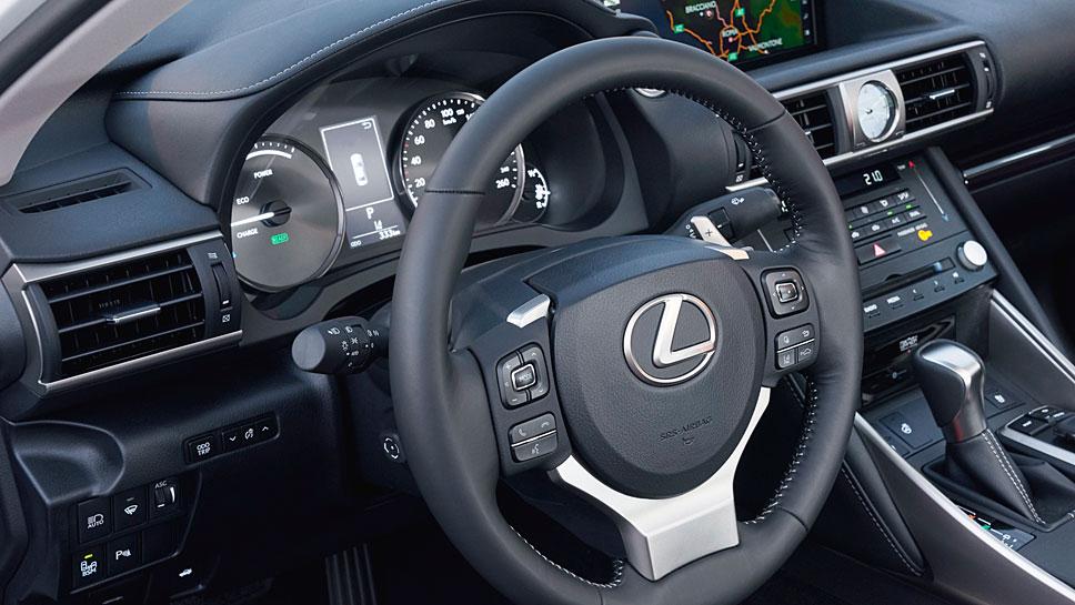 Der Lexus IS wird in Deutschland weiter in der Nische bleiben