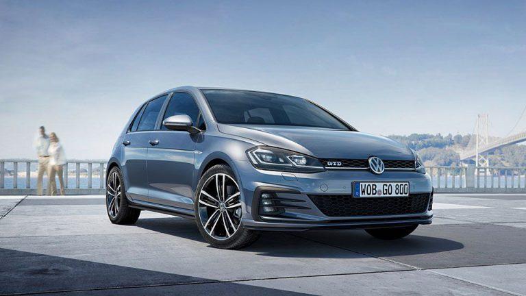 VW präpariert Golf GTD und GTE für das neue Modelljahr