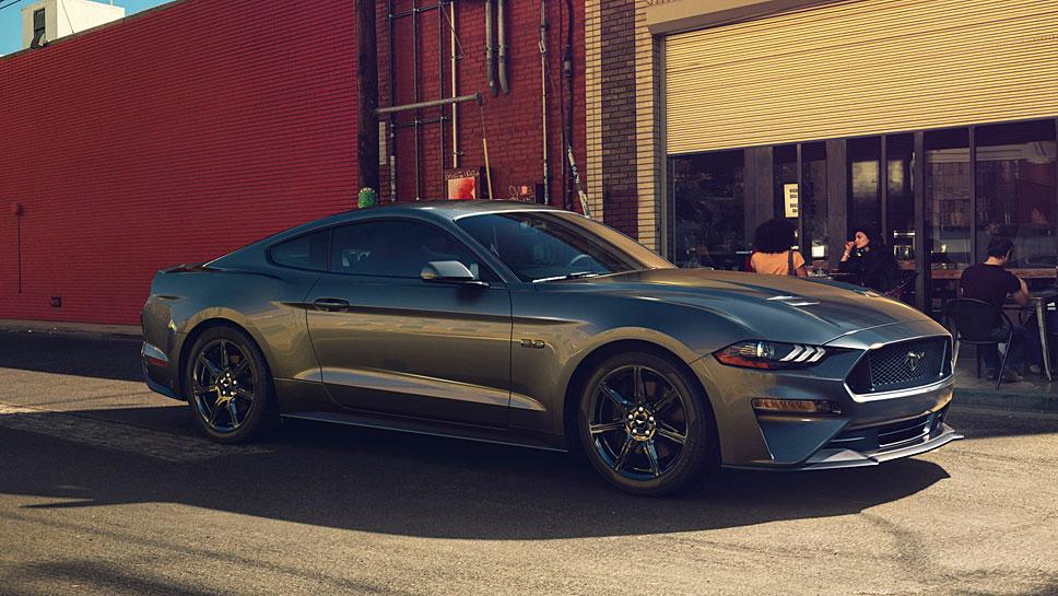 Ford hat den Mustang optisch wie technisch überarbeitet