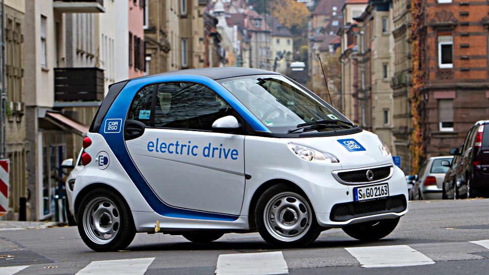 Der Carsharing-Markt wächst derzeit