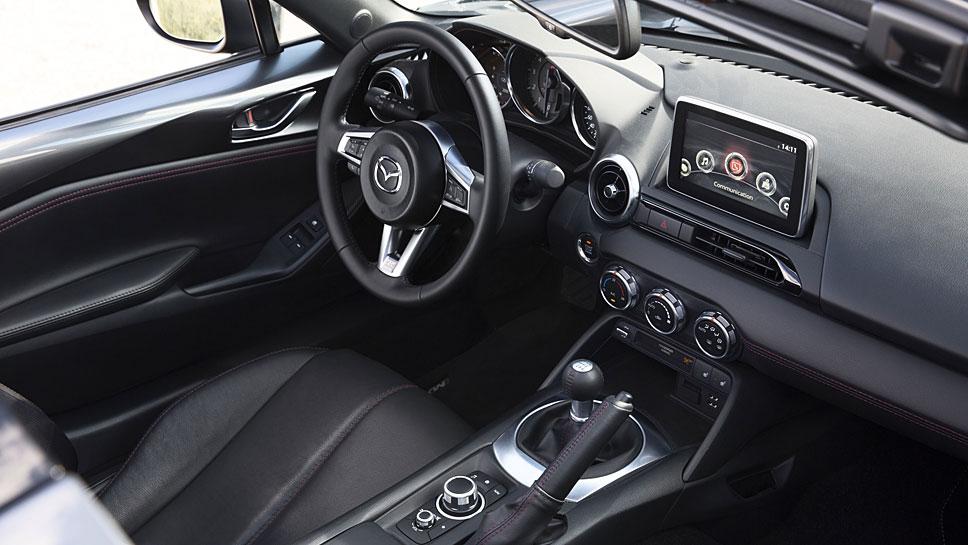 Mazda verwandelt den MX-5 in einen Targa