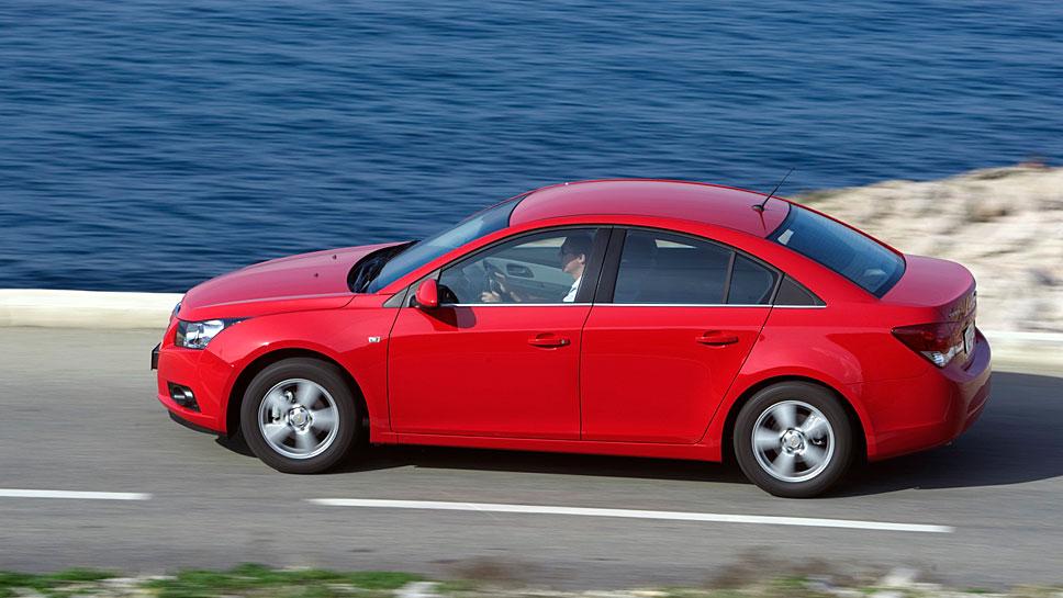 Der Chevrolet Cruze wird mit der Zeit recht anfällig für Mängel