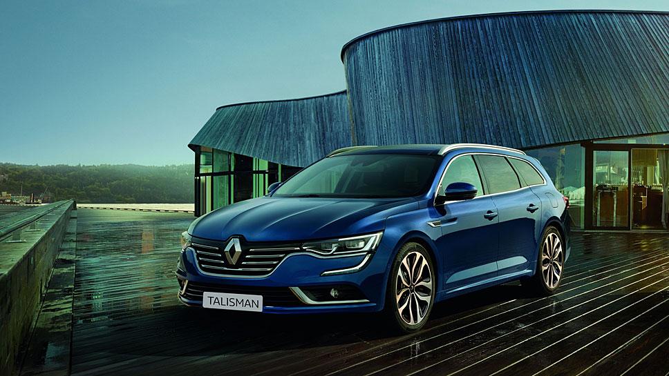 Auch den Talisman bietet Renault als Business Edition an