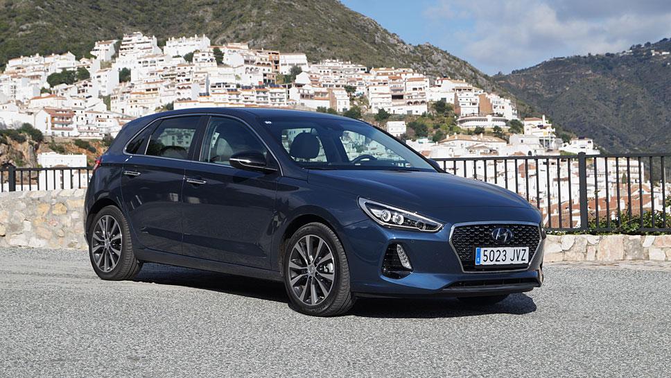 Die i30-Familie ist eine von Hyundais vier Bausteinen