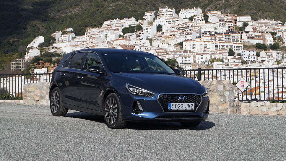Hyundai führt den i30 in die bereits dritte Generation