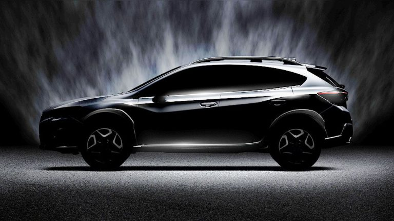 Subaru führt XV in die zweite Generation