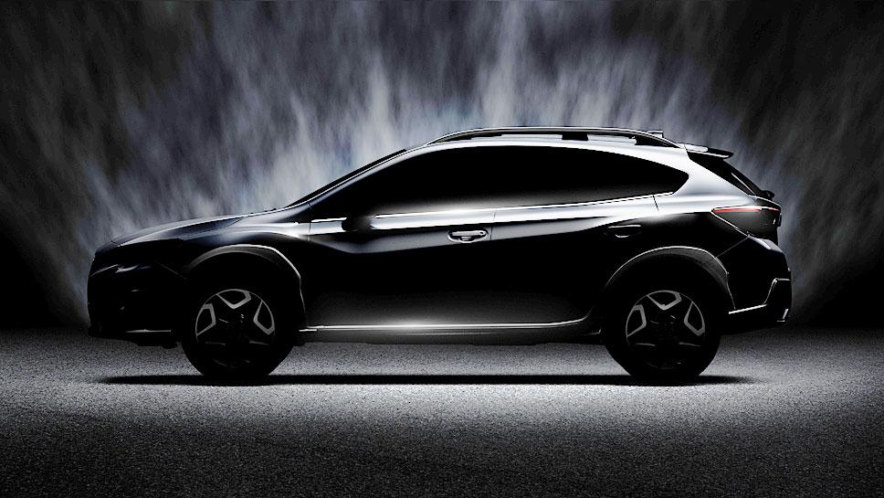 Subaru legt das Kompakt-SUV XV neu auf.