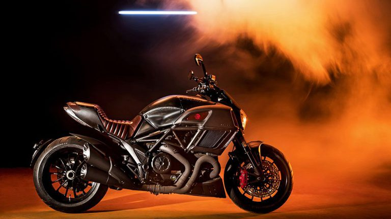 Ducati lässt Diavel teuflisch dieseln