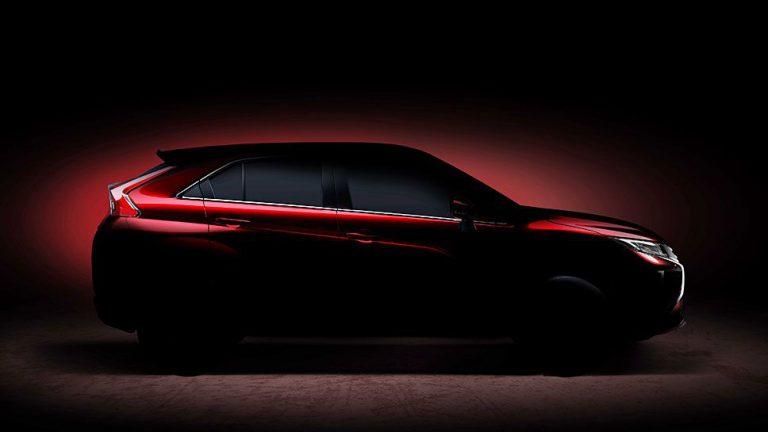 Mitsubishi Compact SUV leitet neue Fahrzeuggeneration ein