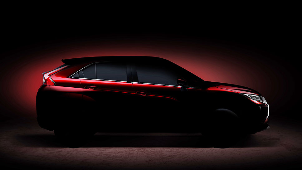 Das Mitsubishi Compact SUV leitet eine neue Fahrzeuggeneration ein