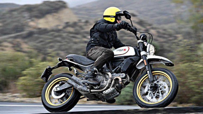 Ducati Scrambler Desert Sled: Enkelin der legendären XT