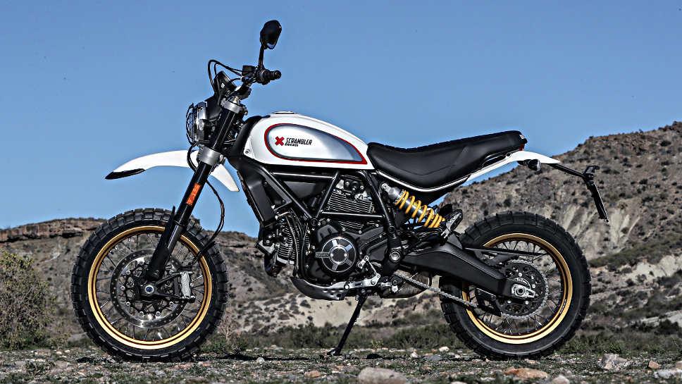 Ducati Scrambler Desert Sled neu Aufmacher Kozik/Milagro