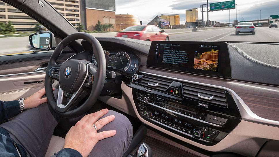 BMW und Fiat Chrysler forcieren autonomes Fahren