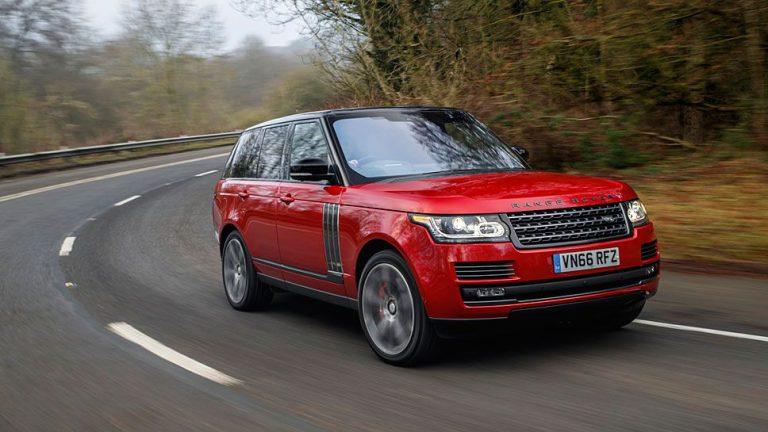 Range Rover SV Autobiography Dynamic: Sportlicher Gentleman-Express