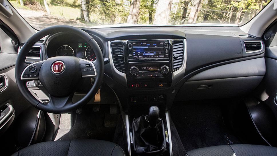 Fiat steigt mit dem Fullback ins trendige Pickup-Segment ein
