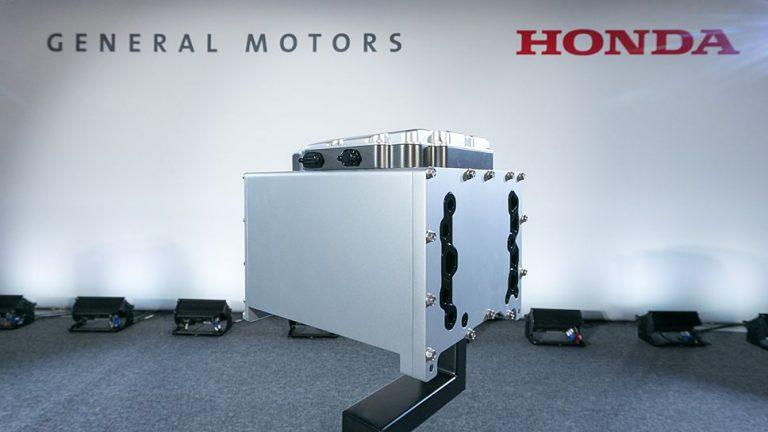 GM und Honda produzieren Brennstoffzellen