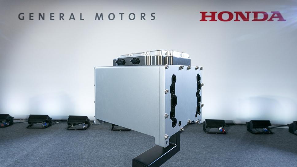 GM und Honda produzieren gemeinsam Brennstoffzellen