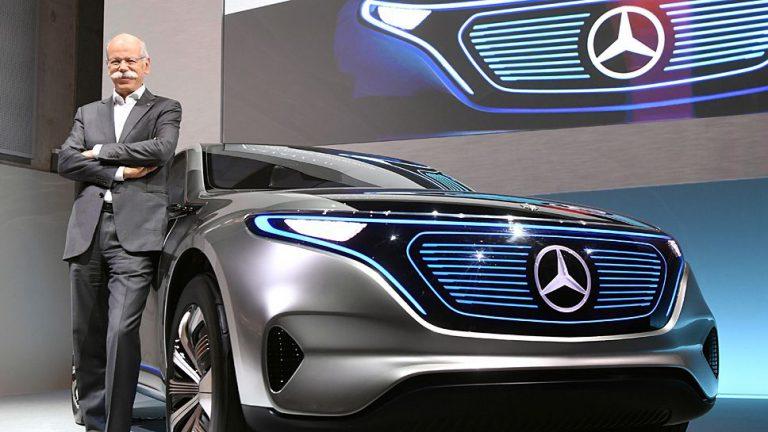 Daimler plant vorsichtig neues Rekordjahr
