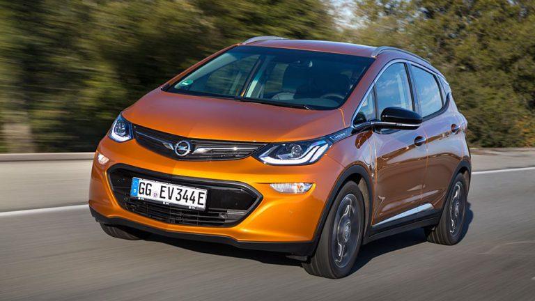 Opel Ampera-e: Elektrisch zum Erfolg