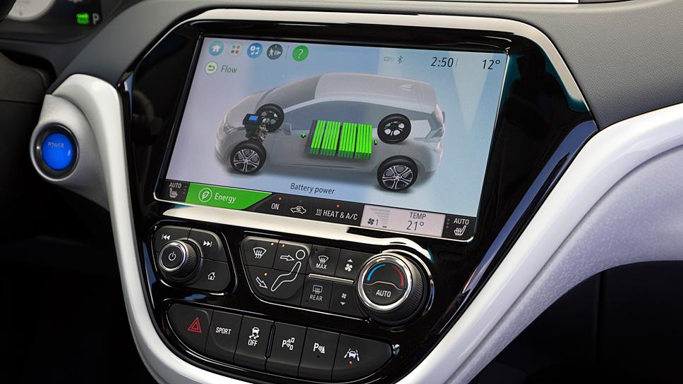 Der Opel Ampera-e nimmt die Sorge vor fehlender Reichweite