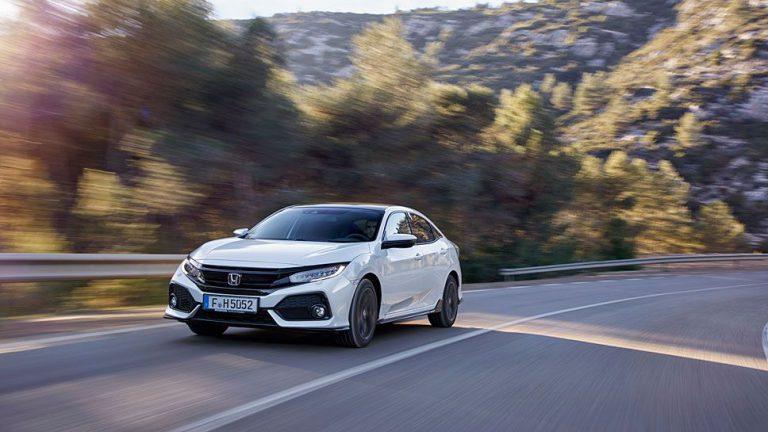 Honda Civic: Weltauto statt Science Fiction