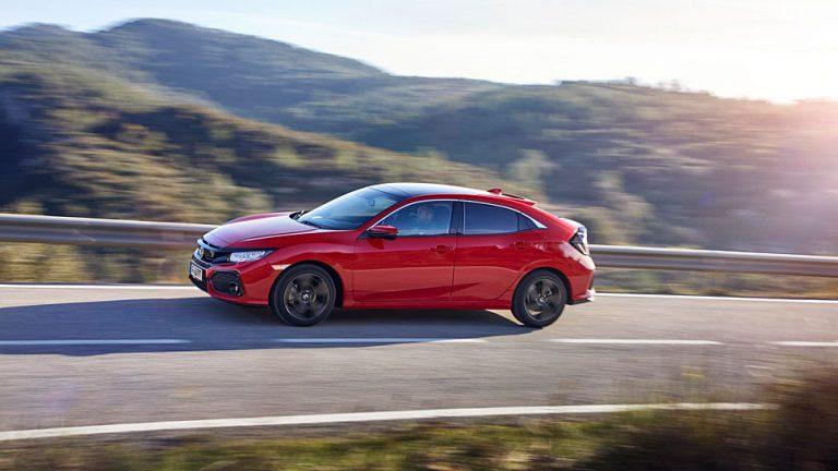 Honda Civic: Chamäleon zwischen den Welten