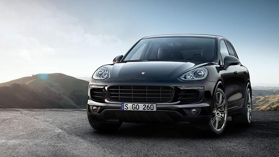 Porsche verleiht dem Cayenne S mehr Komfort