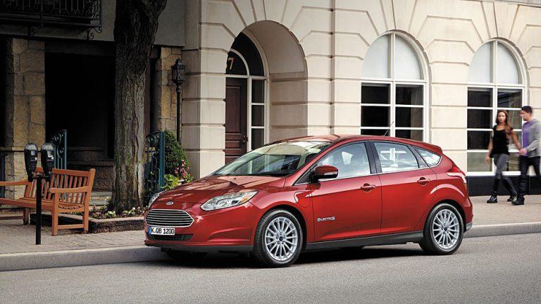 Ford erweitert die Reichweite des Focus Electric