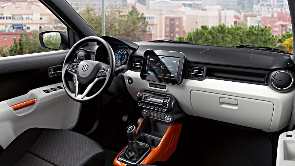 Suzuki Ignis neu aufmacher Suzuki