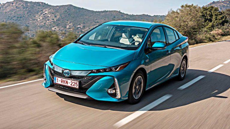 Toyota Prius: Reichweite verdoppelt
