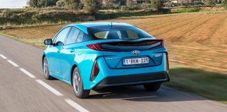 Der Toyota Prius ist seit Jahren ständiger Bestandteil der Umweltliste