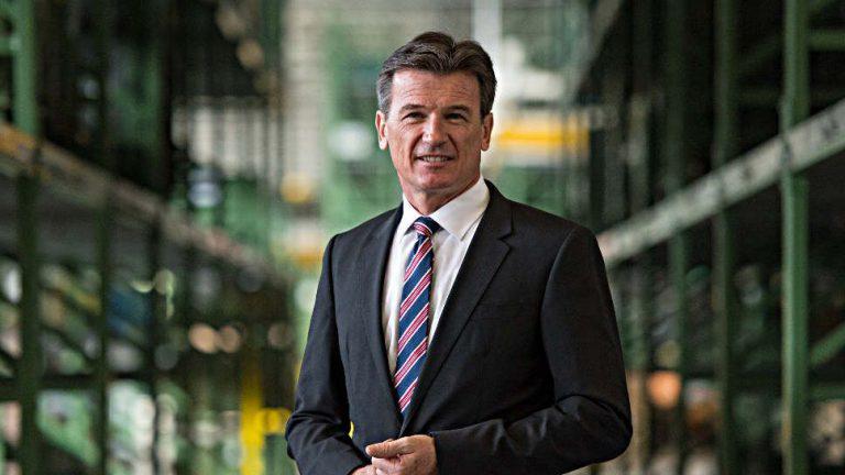 Daimler-Lkw-Chef Bernhard vor Abschied
