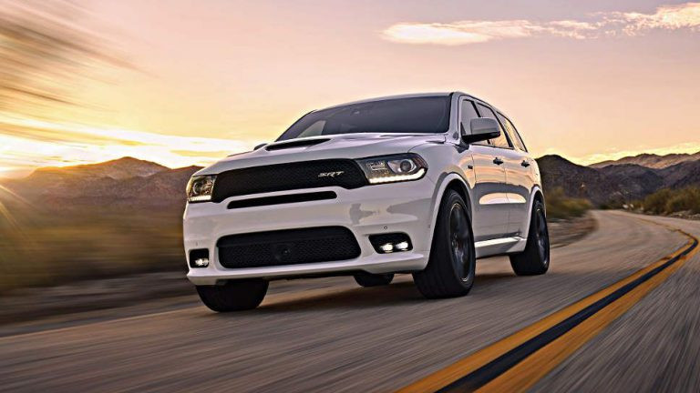Dodge Durango SRT: Auf Leistung getrimmt