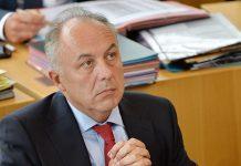 Wirtschaftsstaatssekretär Matthias Machnig
