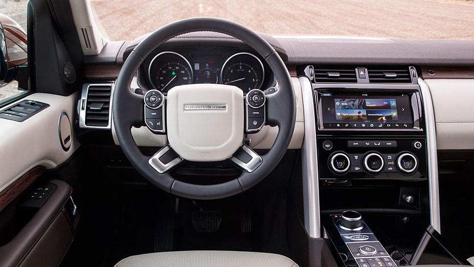 Der Land Rover Discovery hat seinen Ecken und Kanten verloren