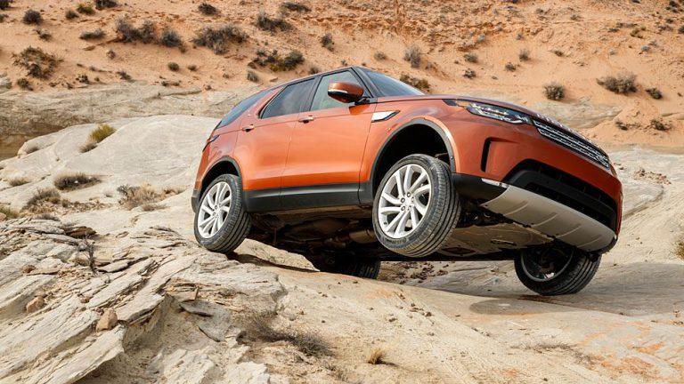 Land Rover Discovery: Mehr Eier für die Wollmilchsau
