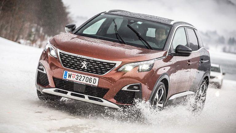 Peugeot 3008: Traktionshilfe statt Allrad