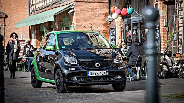 Smart Forfour Electric Drive: Mehr E-Auto braucht man nicht