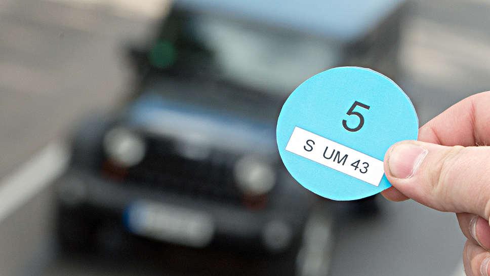 Stuttgart verhängt Fahrverbote und fordert ein blaue Plakette.