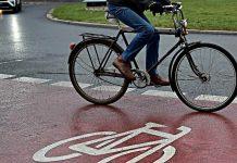 In Berlin soll es mehr Radwege geben.