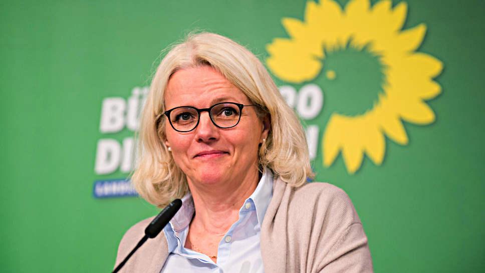Verkehrssenatorin Regine Günther (parteilos) neu Aufmacher dpa