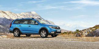 Der Logan MCV Stepway soll für weiteres Wachstum bei Dacia sorgen