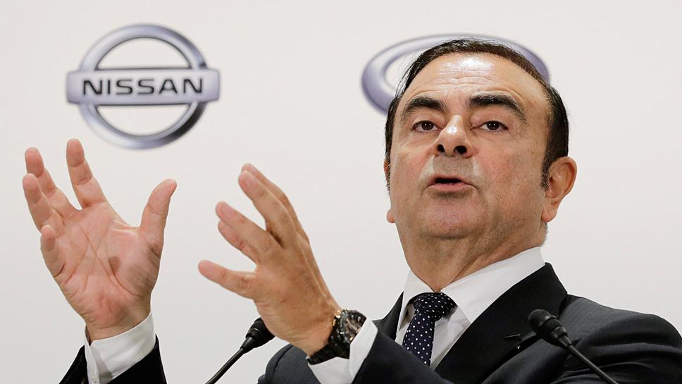 Allianz-Präsident Carlos Ghosn