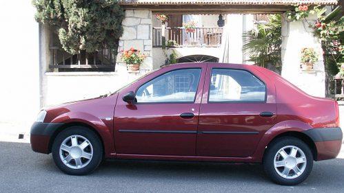 Der Dacia Logan beschert so manches Problem im Alltag